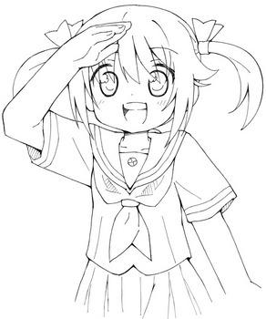 ミケちゃん練習線画.jpg